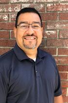 Dave Ruiz, Imagery Analyst/Data Archivist