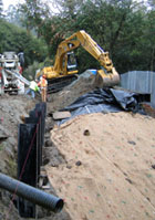 Centennial Drive Landslide Repair and Stability Evaluations - Berkeley, CA